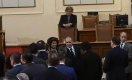 Кои присъстваха на клетвата на Президента