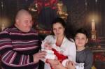 Семейство се бори за живота на 5-месечната си дъщеря