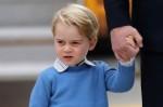Принц Джордж отказа да поздрави канадския премиер (ВИДЕО)
