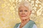 Джуди Денч - Edna хулиганка на 82 години!