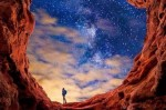 Известни цитата за тайнствата на Вселената...