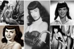 Момиче на скандала, Мис Плеймейт или икона на стила: Бети Пейдж