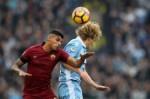 Катастрофална грешка в дербито направи Рим червен
