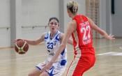 Монтана разгроми Левски на старта на женското баскет първенство