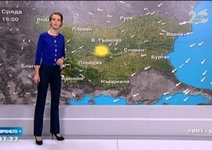Прогноза за времето – 1 октомври 2014 г.
