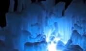 Огромен леден замък отвори врати в САЩ