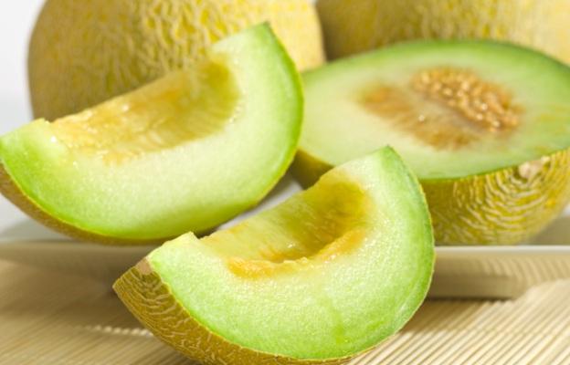 Пъпеши рез лятото за витамин А