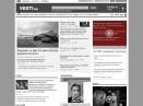 Video banner Vesti title page