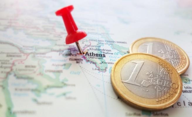 Гърция еврозона евро