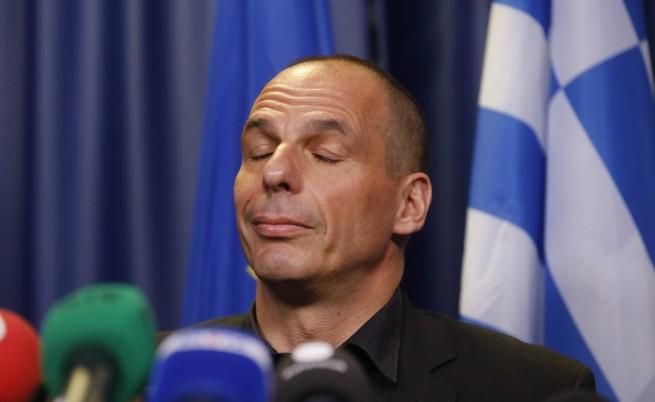 Янис Варуфакис