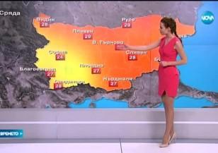 Прогноза за времето (01.07.2015 - обедна)