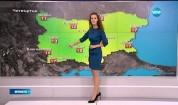 Прогноза за времето (08.10.2015 - обедна)