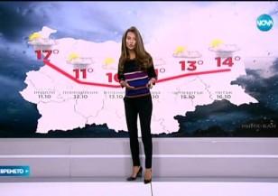 Прогноза за времето (10.10.2015 - централна)