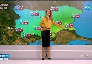 Прогноза за времето (25.11.2015 - сутрешна)
