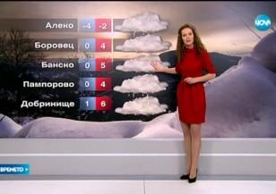 Прогноза за времето (28.11.2015 - сутрешна)