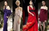 Част от моделите, представени по време на Седмицата на модата в Ню Йорк