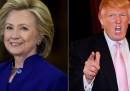Тръмп изпревари Хилари