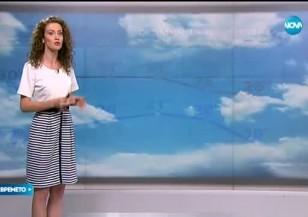 Прогноза за времето (30.06.2016 - обедна)