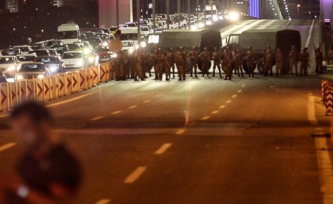 Военен преврат в Турция