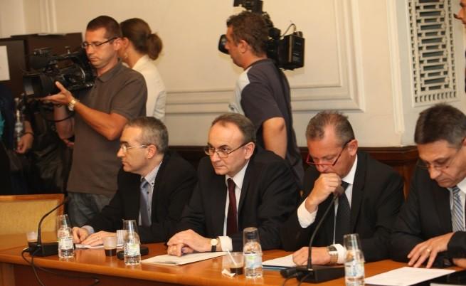 Съвместно заседанието на парламентарните комисии по външната политика и по вътрешна сигурност