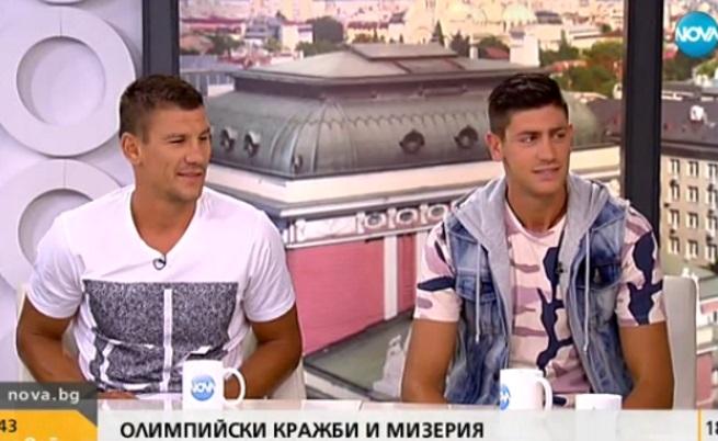 Георги Божилов и Кристиян Василев