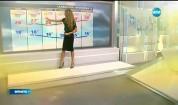 Прогноза за времето (23.08.2016 - централна)