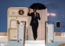 Барак Обама пристига в Лаос