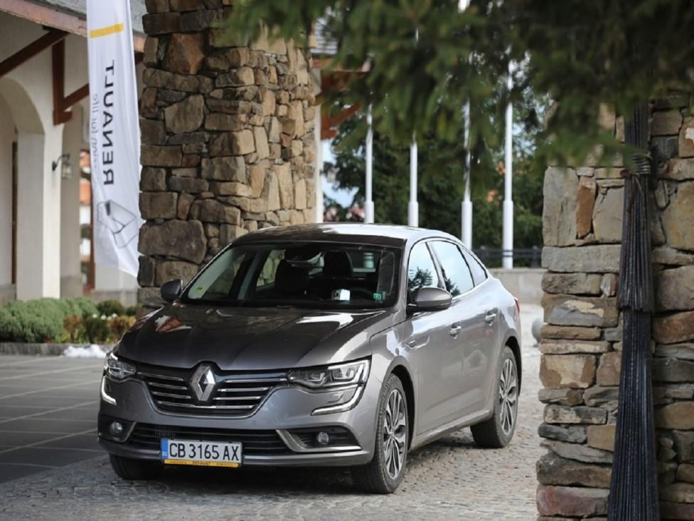 - Renault Talisman е автомобил, с който изминаването на дълги разстояния е истинско удоволствие. Тествахме го в продължение на над 900 км и останахме...