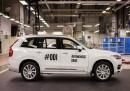 Volvo стартира проект за автономно шофиране