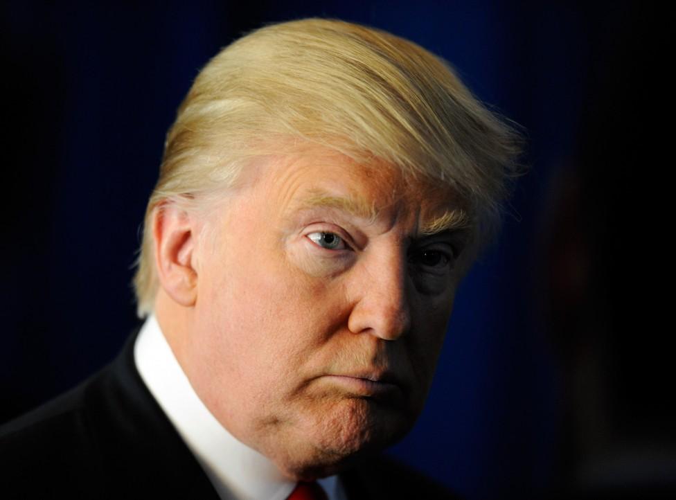 - Кандидатът за президент на САЩ от Републиканската партия Доналд Тръмп