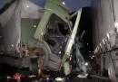 Вадиха 45 минути затиснат шофьор в Кресненското дефиле