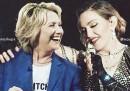 """Мадона: """"Ще ви направя св**ка, ако гласувате за Хилари"""""""