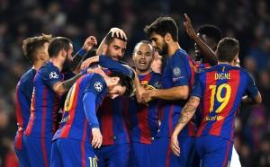 Барса с най-дългата поредица в Шампионска лига