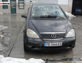 Вижте всички снимки за Mercedes A170