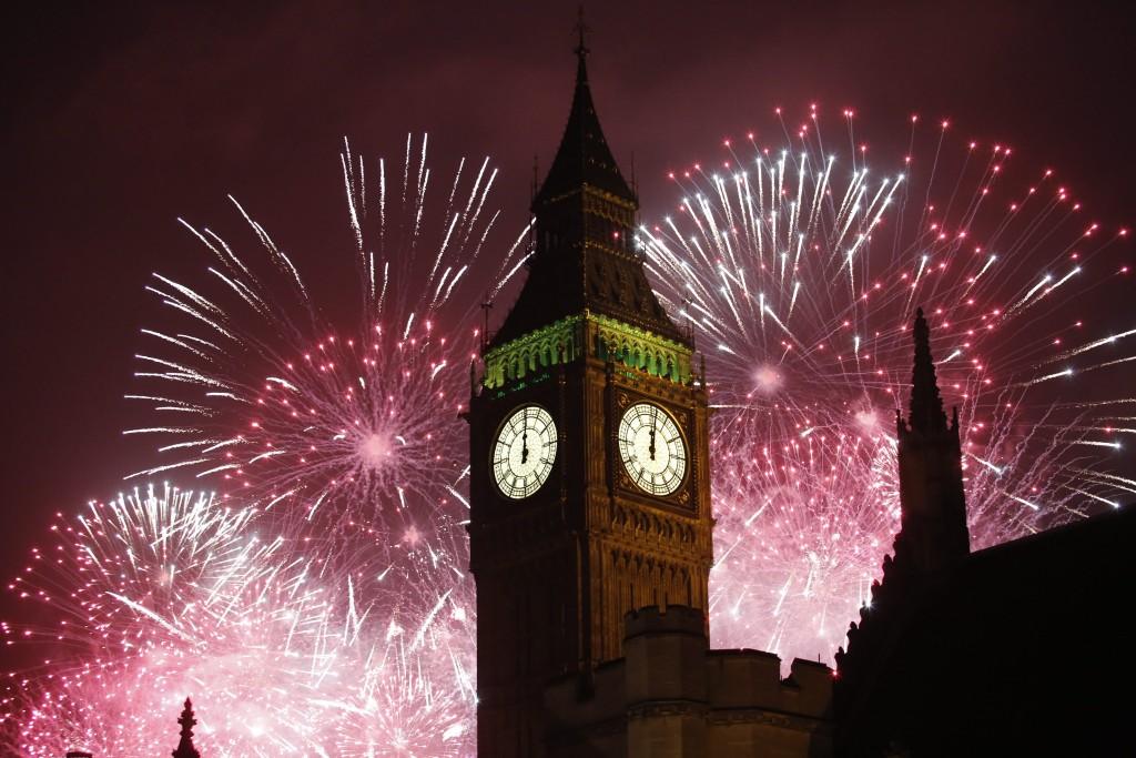 Новый год 1 день что отмечают