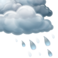 Облачно с краткотрайни превалявания от дъжд