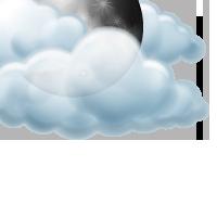 Предимно облачно
