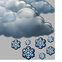 Облачно с краткотрайни превалявания от сняг