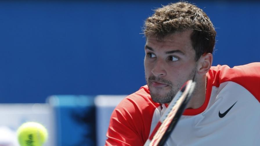 Нова голяма победа на Григор Димитров
