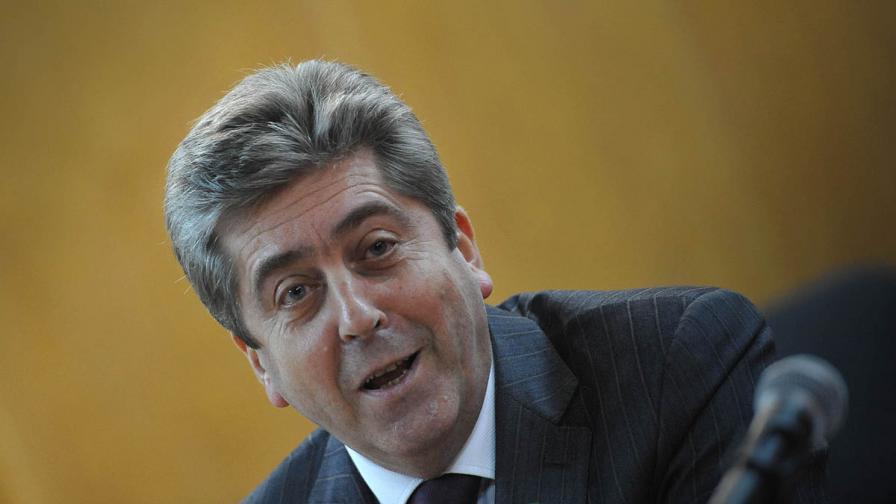 Георги Първанов: Няма да спазваме никакви ултиматуми