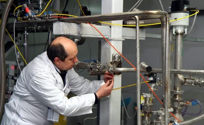 Иран е разработил центрофуги за обогатяване на уран от ново поколение