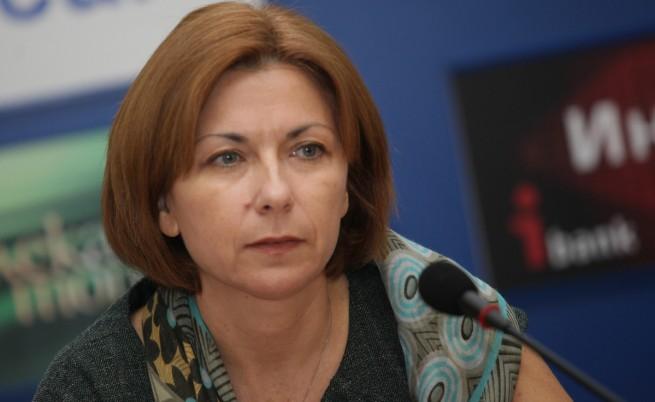 Боряна Димитрова: Третото място за АБВ е абсолютно сигурно
