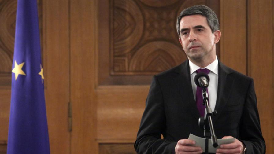 Президентът наложи вето на Закона за лекарствата