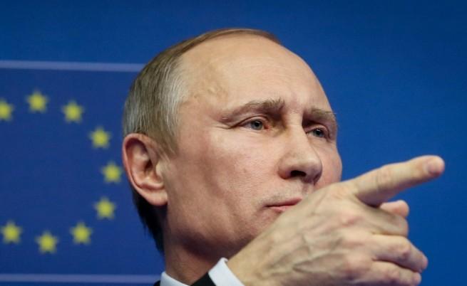 Путин: Брюксел да не се меси в политическата криза в Украйна