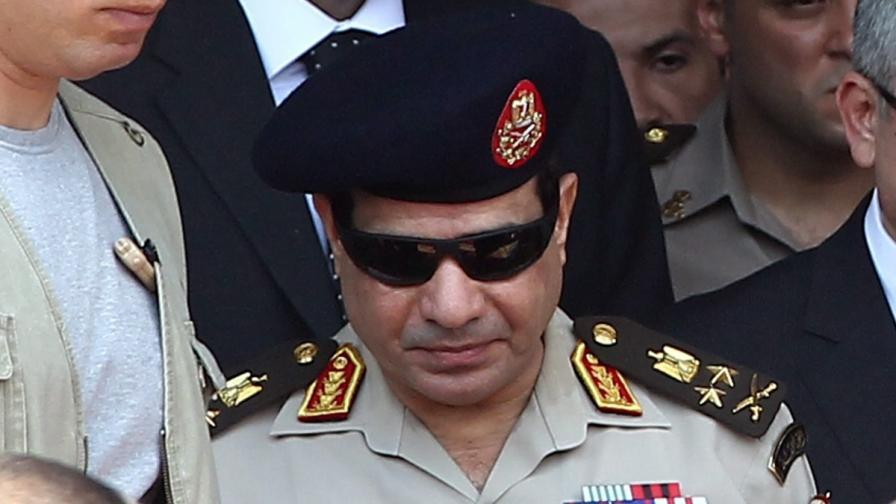 Абдел Фатах ас Сиси