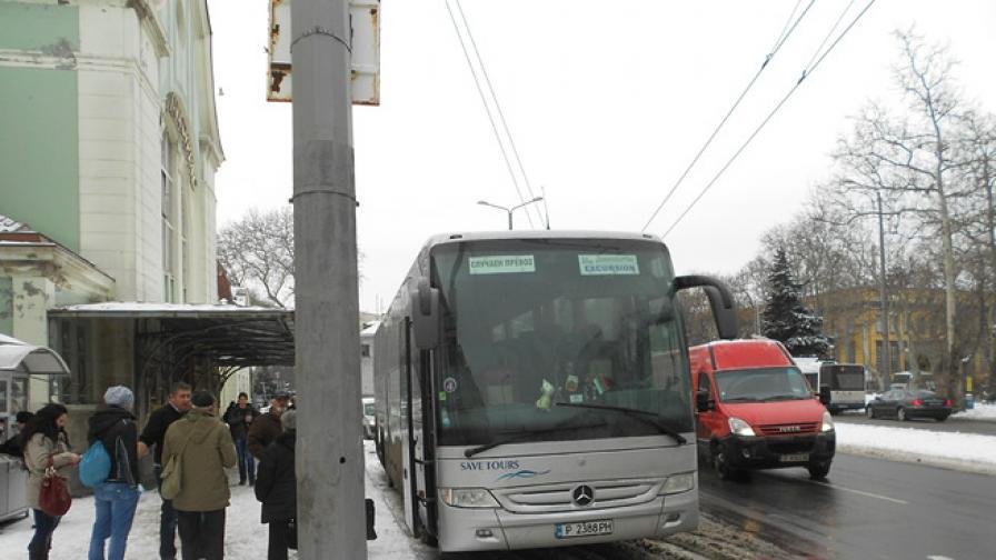Прегазената от автобус в Гоце Делчев Гергана бе оперирана