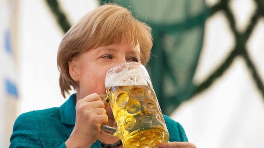Производството на бира в Германия достигна 20-годишен минимум