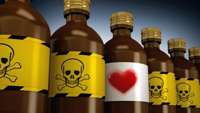 черен дроб токсини пречистване