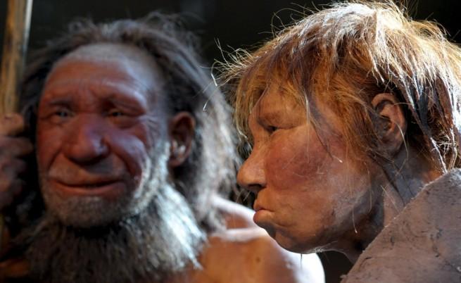 Учени: Неандерталците са ни предали болестни гени