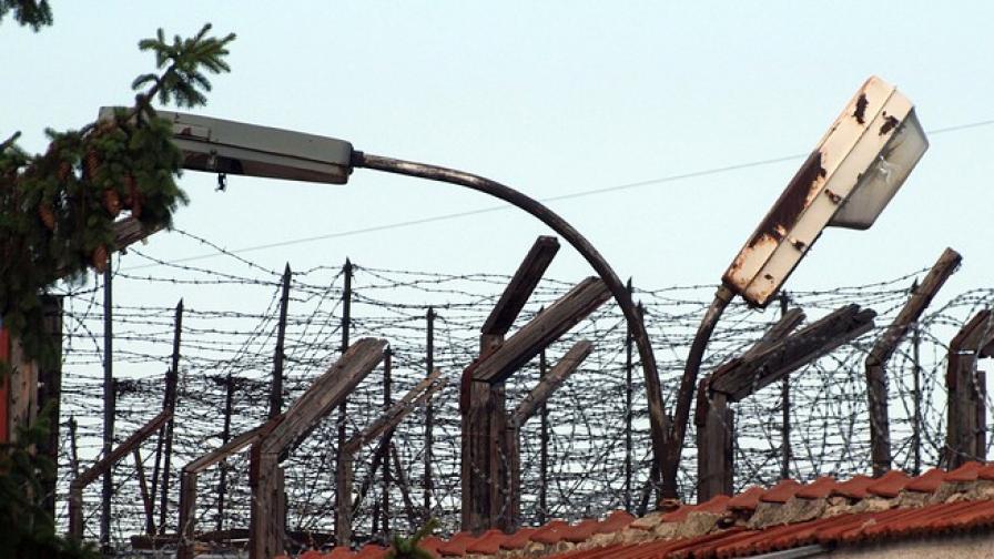 Проверка в бургаския затвор заради опит за самозапалване